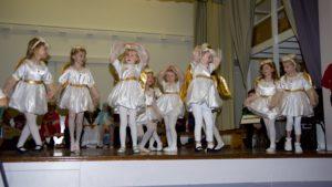 Angel Ballet Dancers