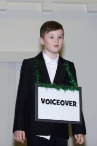 Archie the 'Voiceover'